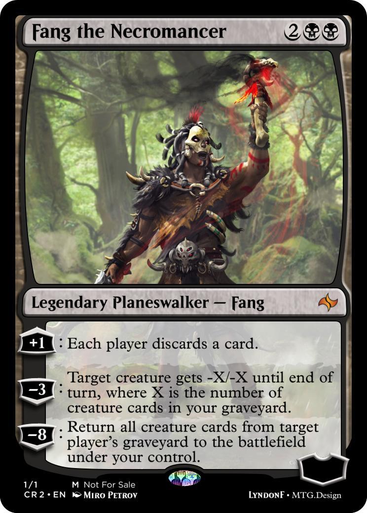 Fang the Necromancer
